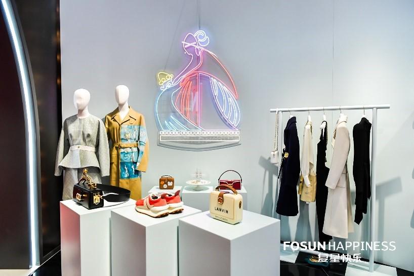 复星时尚集团首次参加进博会,积极提振海内外高端消费品市场