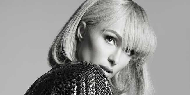 LANVIN announces that Paris Hilton is starring in its Spring/Summer 2021 advertising campaign